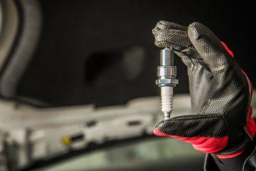Changer bougie allumage de la voiture