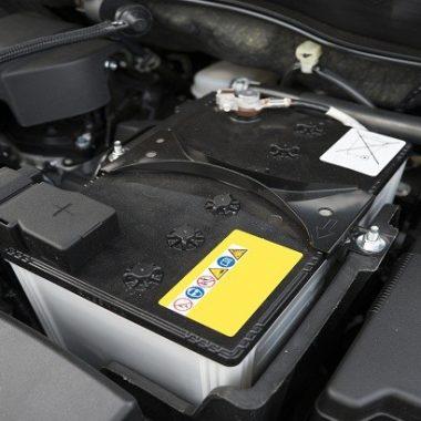 Changement batterie voiture