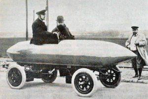 Histoire voiture électrique - de 1832 à 2002