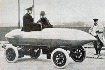 Histoire voiture électrique – de 1832 à 2002