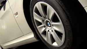 pression pour les pneus