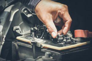 Changer la batterie voiture