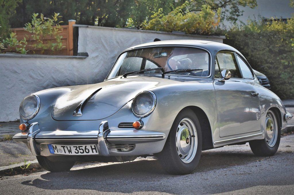 Entretenir une Porsche