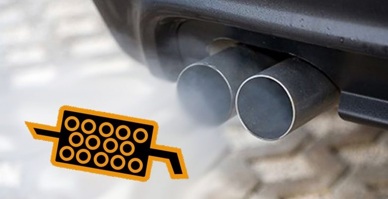 filtre à particules diesel
