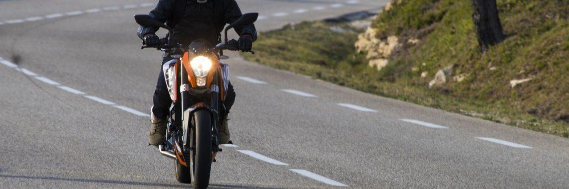 Masque de protection respiratoire pour motard