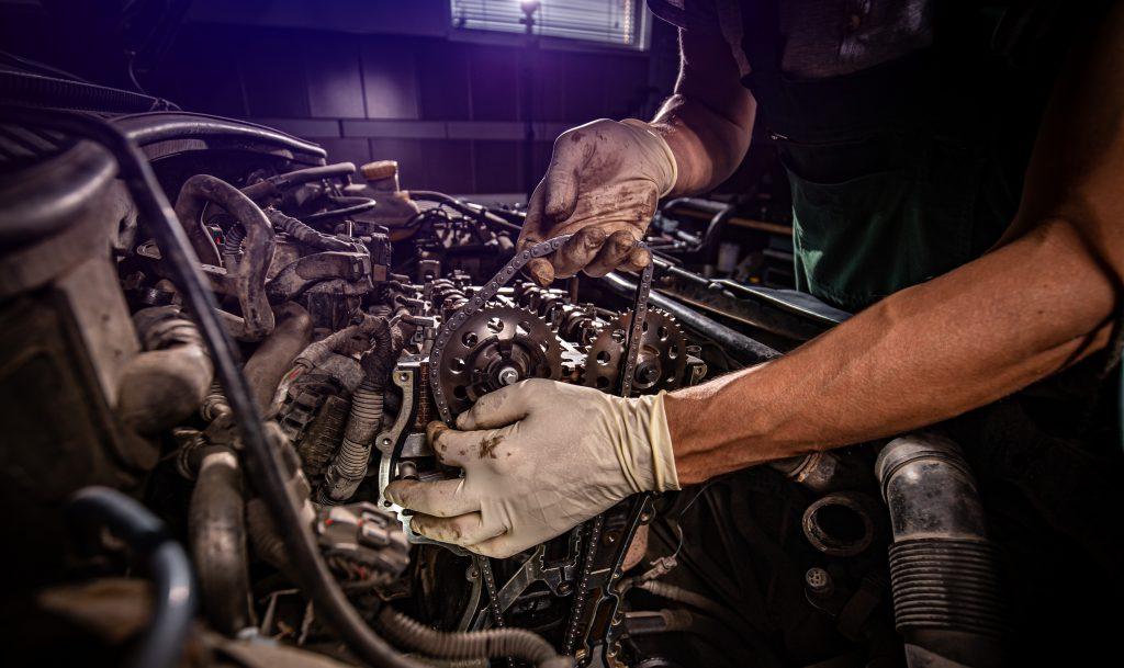 services de mécanicien