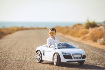 Voiture électrique pour enfant : quelles sont les tendances en 2021?
